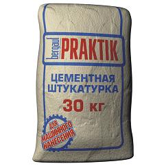 Praktik цементная штукатурка, 30 кг