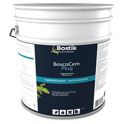 BOSTIK (гидропломба) BoscoCem Plug 5кг