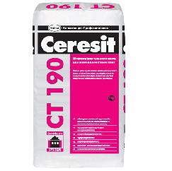 Ceresit CT 190 Штукатурно-клеевая смесь