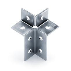 Соединитель 3D угловой 38-41 4F8
