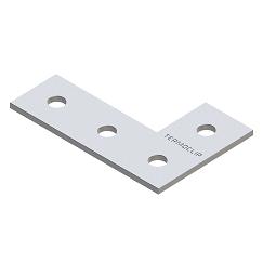 Пластина соединительная L-образная 38-41 4F4