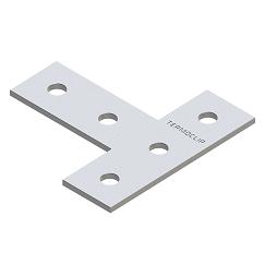 Пластина соединительная Т-образная 38–41 4F5