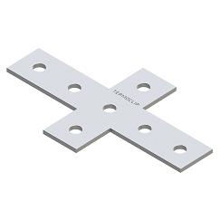 Пластина соединительная Х-образная 38–41 4F7