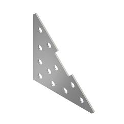 Пластина соединительная треугольная 38-41 4F11