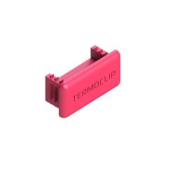 Заглушка пластмассовая для профиля и консолей 41х21