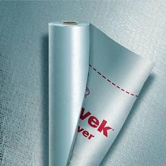 Tyvek® Solid Silver
